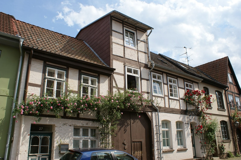 Lüneburg—Mehrfamilienhaus