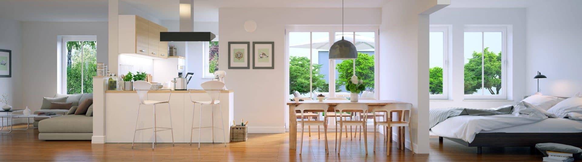 Jetzt Haus kaufen oder Wohnung mieten mit Borkenhagen
