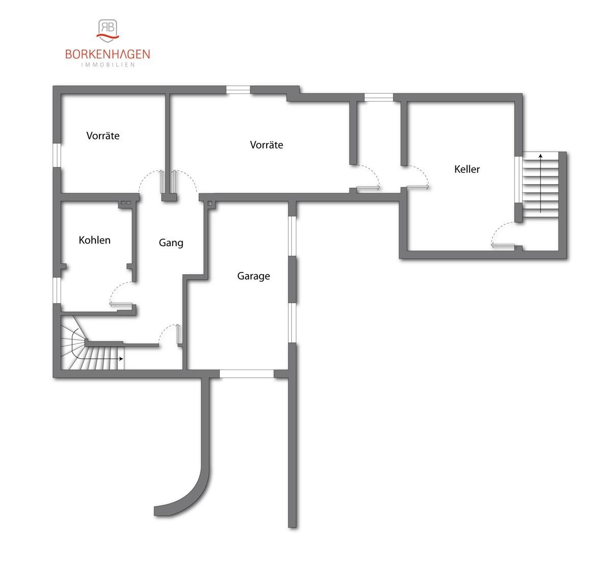 unverbindlicher-Grundriss-Kellergeschoss
